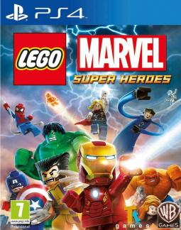 LEGO Marvel: Super Heroes (PS4)