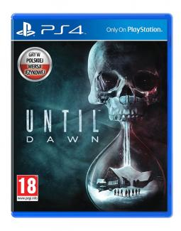 Until Dawn PL (PS4)