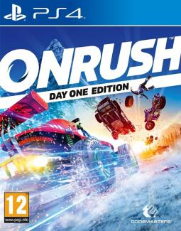 ONRUSH Day One Edition PL (PS4)