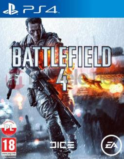 Battlefield 4 PL (PS4)