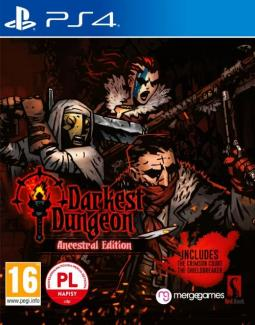 Darkest Dungeon Ancestral Edition PL (PS4)