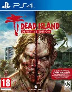 Dead Island Definitive Collection PL (PS4)