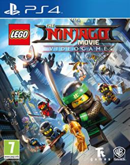 LEGO Ninjago Movie Video Game PL (PS4)