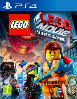 LEGO Movie Videogame PL (PS4)