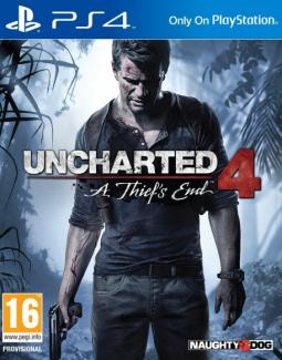 Uncharted 4: A Thief's End PL (PS4)