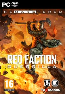 Red Faction Guerrilla Re-Mars-tered PL (PC)