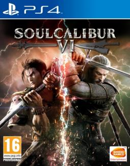 SoulCalibur VI ENG/PL (PS4)