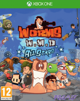 Worms W.M.D. All Stars PL/ENG (XONE)