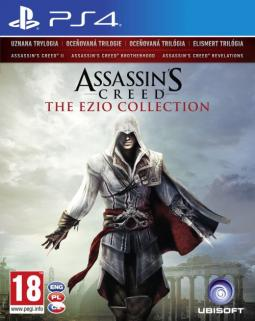Assassin's Creed: The Ezio Collection PL (PS4)