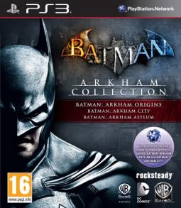 Batman Arkham Origins PL (PS3)