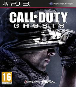 Call of Duty Ghosts ENG (PS3)