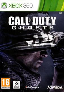 Call of Duty Ghosts  (X360)