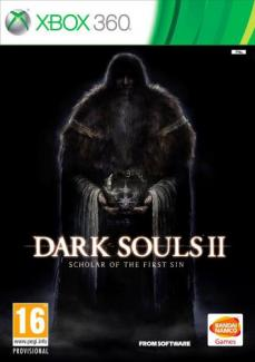 Dark Souls II: Scholar of the First Sin PL (X360)
