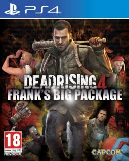 Dead Rising 4 Frank's Big Package PL (PS4)