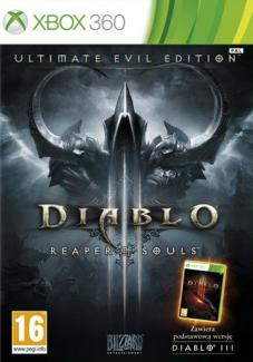 Diablo III: Reaper of Souls Ultimate Evil Edition PL (X360)