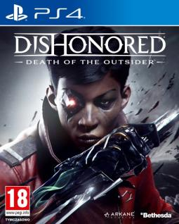 Dishonored: Death of the Outsider PL (PS4)