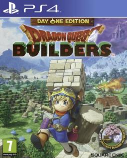 Dragon Quest Builders DAY1 (PS4)