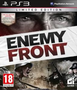 Enemy Front Limited Edition PL (PS3)