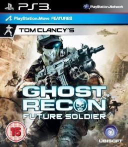 Tom Clancy's Ghost Recon: Future Soldier ENG (PS3)