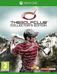 The Golf Club Collector's Edition (XONE)