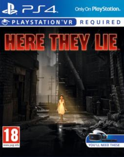 Here They Lie PL (PS4)