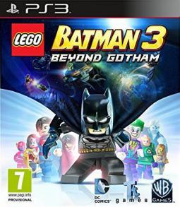 LEGO Batman 3: Beyond Gotham PL/ENG (PS3)