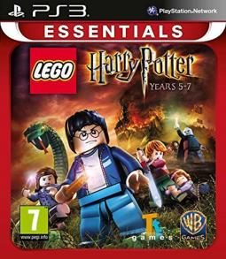 LEGO Harry Potter: Years 5-7 Essentials PL (PS3)