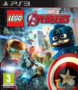 LEGO Marvel's Avengers PL (PS3)