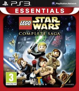 LEGO Star Wars: The Complete Saga Essentials (PS3)