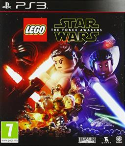 LEGO Star Wars: The Force Awakens PL/EU (PS3)