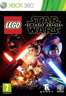LEGO Star Wars: The Force Awakens PL/ENG (X360)