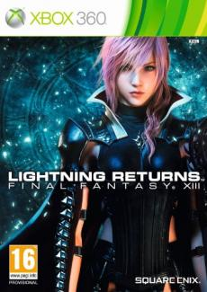Lightning Returns: Final Fantasy XIII (X360)