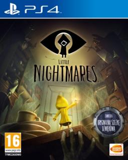 Little Nightmares PL (PS4)