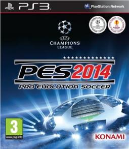 PES Pro Evolution Soccer 2014 (PS3)