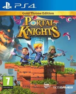 Portal Knights Gold Throne Edition PL (PS4)