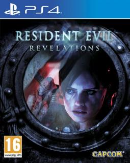 Resident Evil: Revelations PL (PS4)