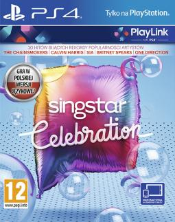 SingStar Celebration PL (PS4)