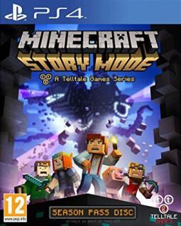 Minecraft: Story Mode Season 1 (PS4)