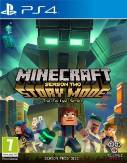 Minecraft: Story Mode Season 2 (PS4)