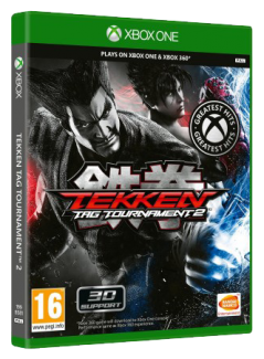 Tekken Tag Tournament 2 Hybrid (XONE/X360)