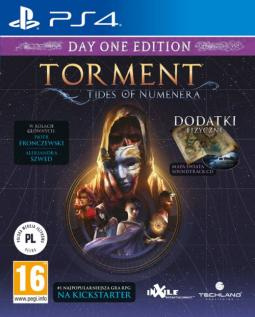 Torment: Tides of Numenera DAY1 PL (PS4)