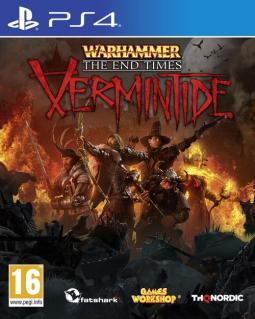Warhammer: The End Times - Vermintide PL (PS4)