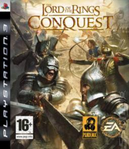 The Lord of the Rings: Conquest ENG (PS3)