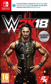 WWE 2K18 (SWITCH)
