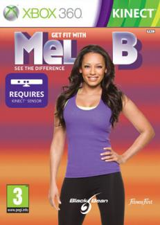 Get Fit with Mel B ENG (X360)