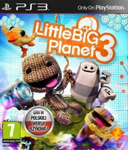 LittleBigPlanet 3 PL (PS3)