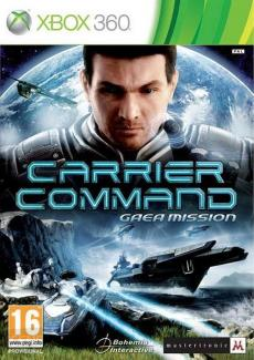 Carrier Command: Gaea Mission ENG/PL (X360)