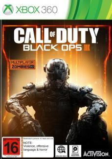 Call of Duty: Black Ops III ENG (X360)