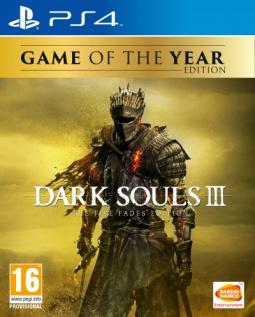 Dark Souls III: The Fire Fade's Edition PL/ENG (PS4)