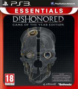 Dishonored GOTY - Essentials PL (PS3)